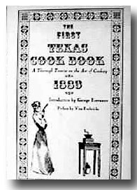 1883 Texas Cookbook