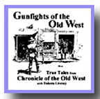Gunfights of the Old West CD by Dakota Livesay