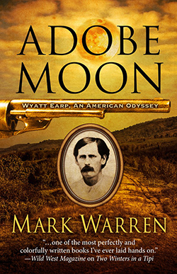 "Western Books ""Adobe Moon"" by Mark Warren"