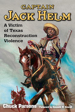 Western Books - Captain Jack Helm