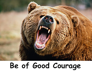 Be of Good Courage - Grizzly Bear