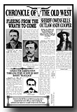 Chronicle of the Old West Newspaper Subscription