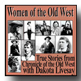 Women of the Old West CD